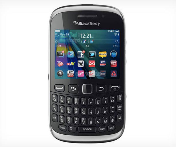BlackBerry Curve 9320 BlackBerry Curve 9320: Photo Officielle Nouveau Smartphone