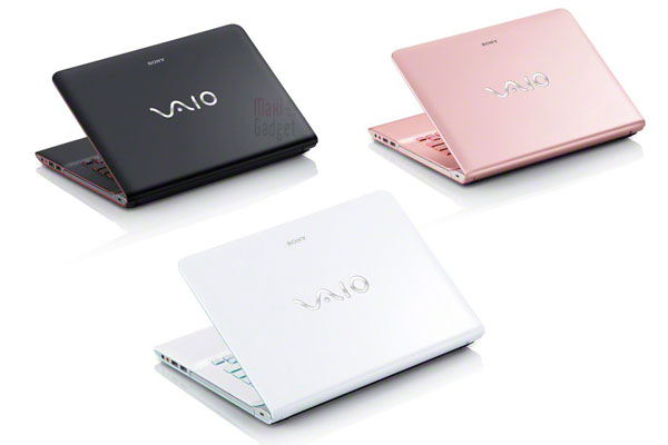 sony vaio E series 14P notebook avec controle gestuel style kinect