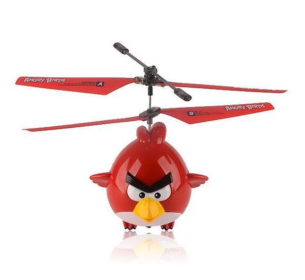 angry birds helicoptere telecommandé à distance mieux que le jeu vidéo