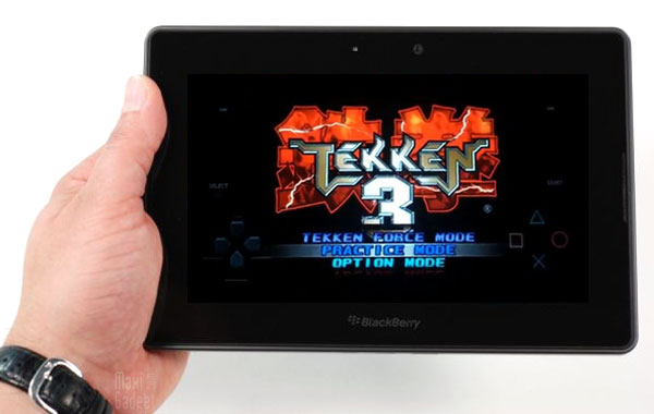 emulateur playstation pour blackberry playbook gratuit a telecharger