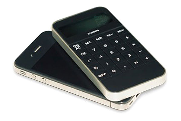 calculatrice style iphone 4s Calculator 10: Calculatrice qui se prend pour un iPhone 4S