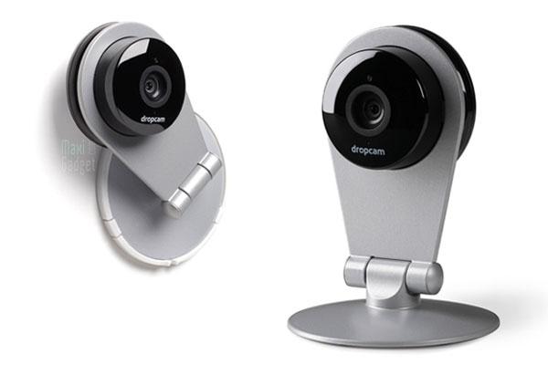 dropcam hd webcam wifi pour télésurveillance