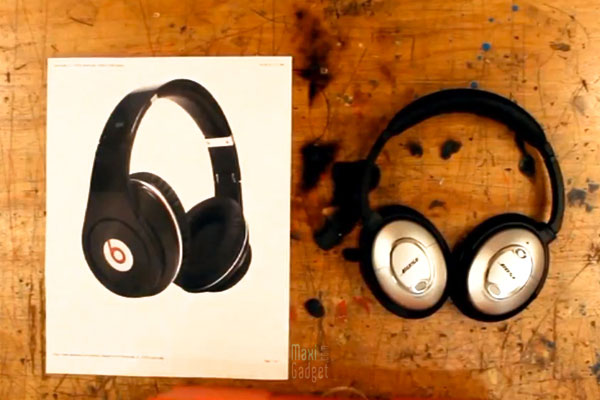 transformer n'importe quel casque audio en casque dr dre monster beats