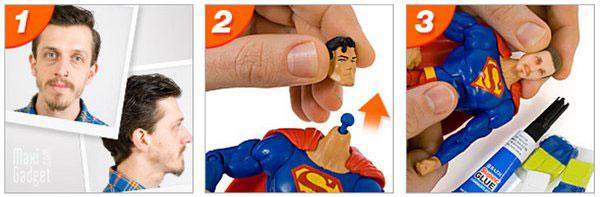 Concours 2 ans : Une figurine personnalisée à gagner !  Blog jeux vidéo,
