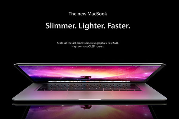new macbook pro concept 2012 style macbook air