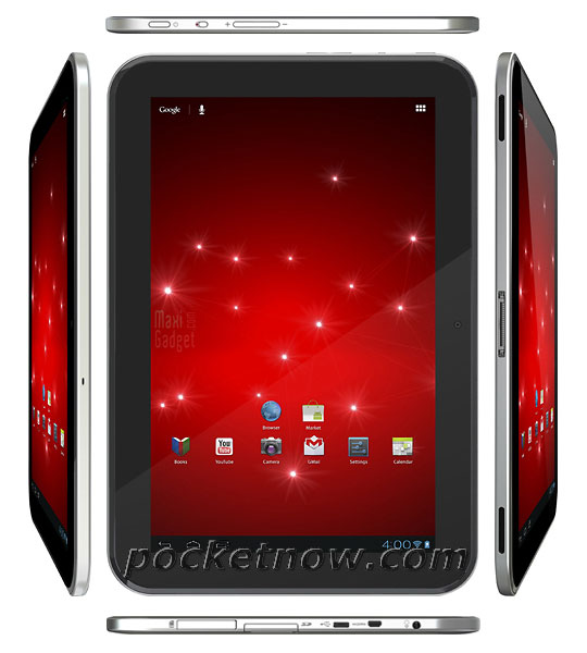 tablette google aka galaxy nexus tablet