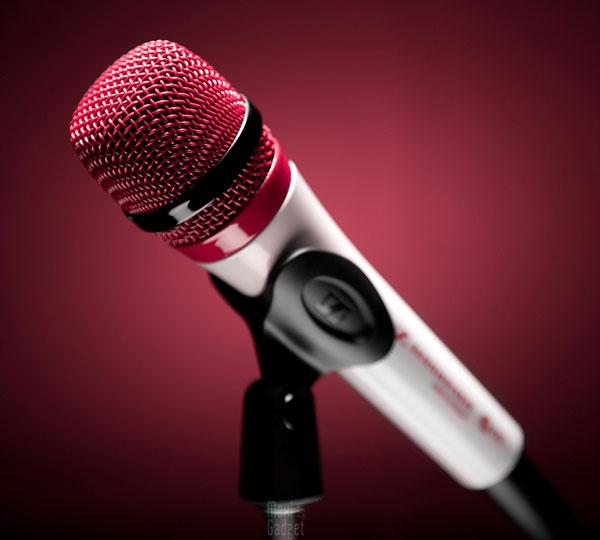 customiser microphone sennheiser avec la couleur de votre choix chez colorware