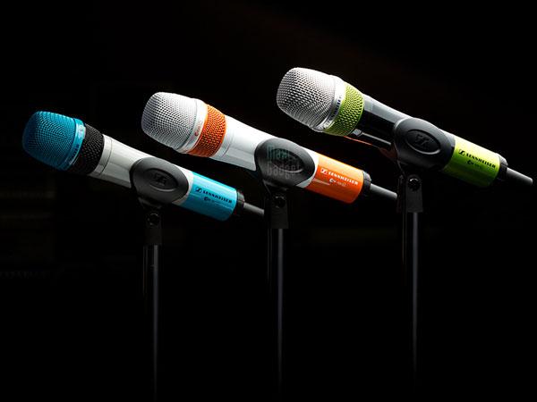 personnaliser micro sennheiser avec 46 variations de couleurs chez colorware
