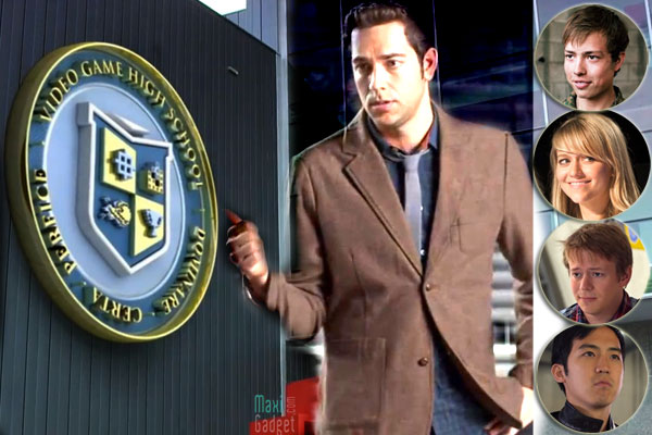 video high school serie by freddie wong with zachary levi