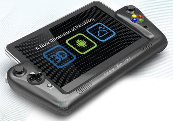 wikipad console tablette android ics 3D quad core ecran 10 pouces