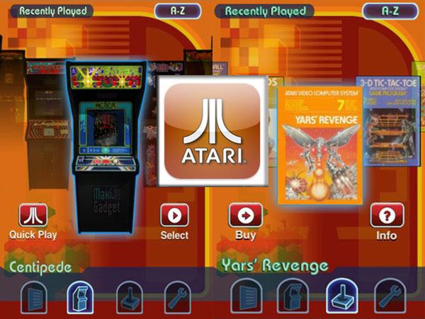 100 meilleurs jeux atari gratuits pour iphone ipod ipad (promo 24h)
