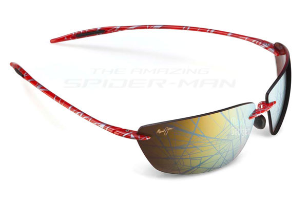 Lunettes Spider Man by Maui Jim The Amazing Spider Man: Lunettes de Super Héros par Maui Jim