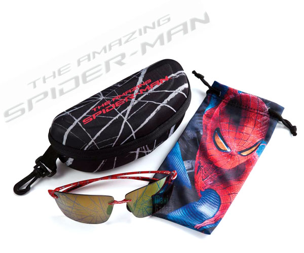 Lunettes The Amazing Spider Man collector The Amazing Spider Man: Lunettes de Super Héros par Maui Jim
