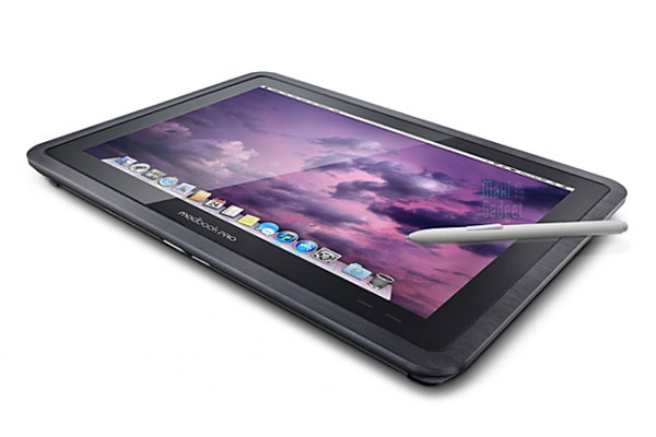 modbook pro tablette hybride mac osx mountain et windows 7