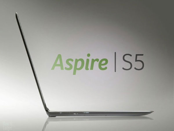 acer aspire s5 plus fin ultrabook style macbook air