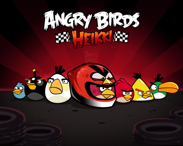 Angry Birds — Википедия
