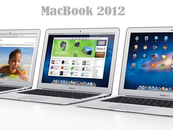 nouveaux macbook 2012