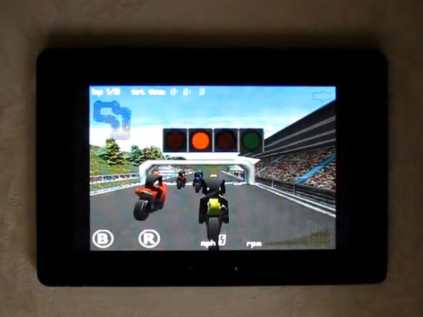 émulateur de jeux et applications ios pour tablette blackberry playbook en video