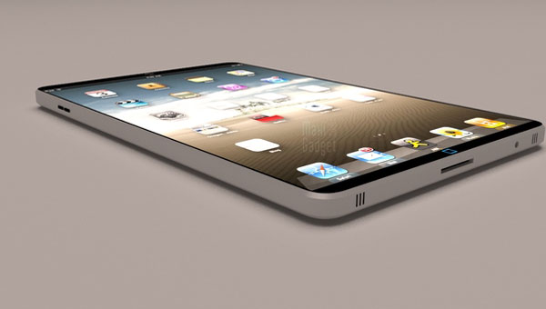 ipad mini concept tablette oled hd 720p
