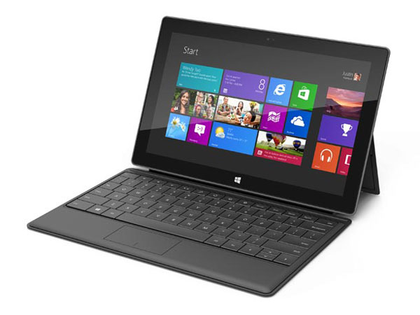 microsoft surface tablet windows 8 Microsoft SURFACE Tablette: Video Prise en Main, PUB TV