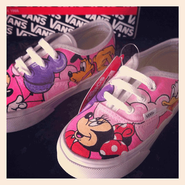 vans chaussures disney Mario, Hello Kitty, Pokemon, Disney: Chaussures VANS de Geek