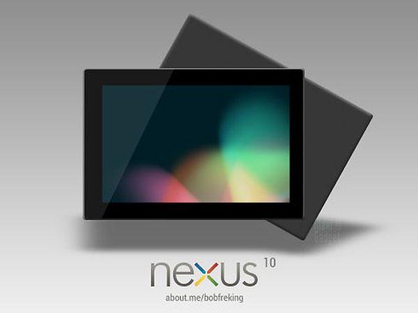 google nexus 10 tablette 10 pouces au prix de 299$
