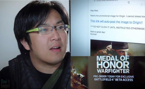 freddie wong révéle avant l'heure les modalités d'accès à la beta de Battlefield 4