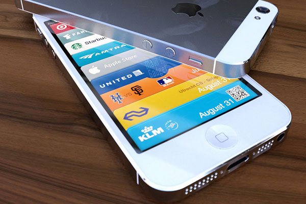 iphone 5 blanc concept en attendant l'officiel