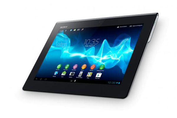 Sony Xperia Tablet Officielle Sony Xperia Tablet: Photos Officielles Tablette ICS Quad Core