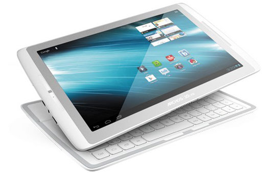archos 101 xs tablet android ics officiel Archos 101 XS officiel: Vidéo Tablette G10 avec dock clavier