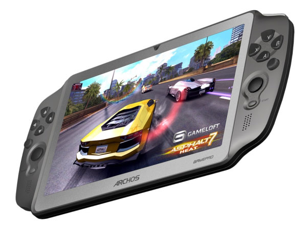 archos gamepad console android ics Archos GamePad: Console Android ICS 7 pouces GPU Quad Core