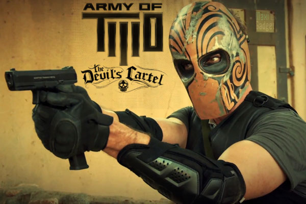 army of two devils cartel freddiew Army Of Two The Devils Cartel: Film de Freddie Wong (Video)