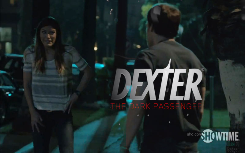 dexter saison 7 bande-annonce video HD (no one escape the dark passenger)