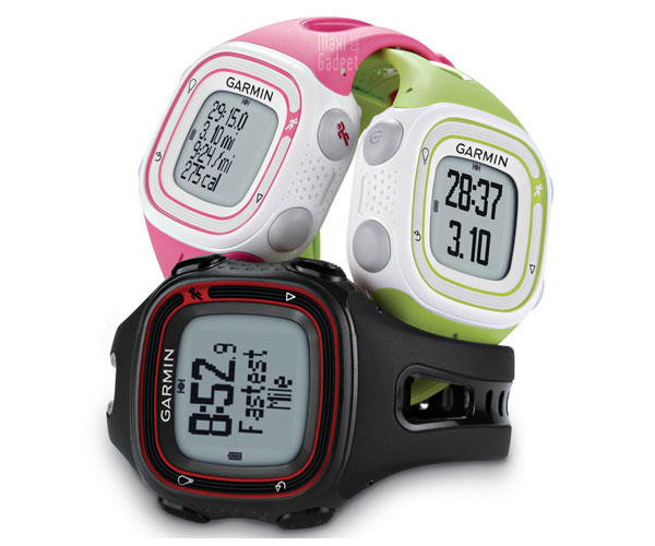 montre gps garmin forerunner 10 rose. Black Bedroom Furniture Sets. Home Design Ideas