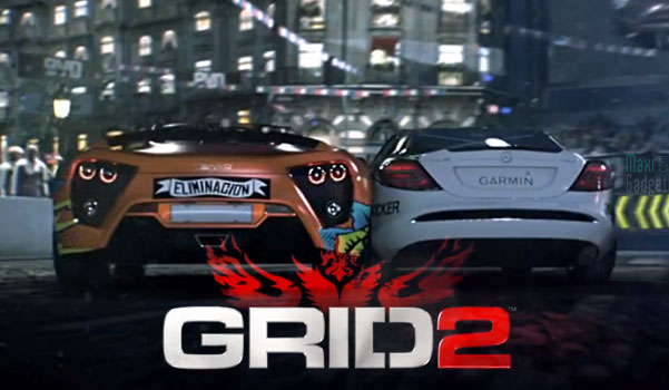 grid2 race driver codemasters GRID 2: Video Bande Annonce et Gameplay en attendant le jeu