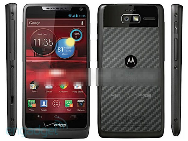 motorola razr m 4g lte Motorola Droid RAZR M 4G LTE: Photo et Fiche Technique (Leak)