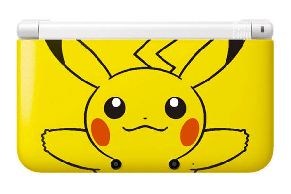 nintendo 3DS XL Pikachu Yello Limited Edition Nintendo 3DS XL Pikachu Collector, pour les Fans de Pokemon