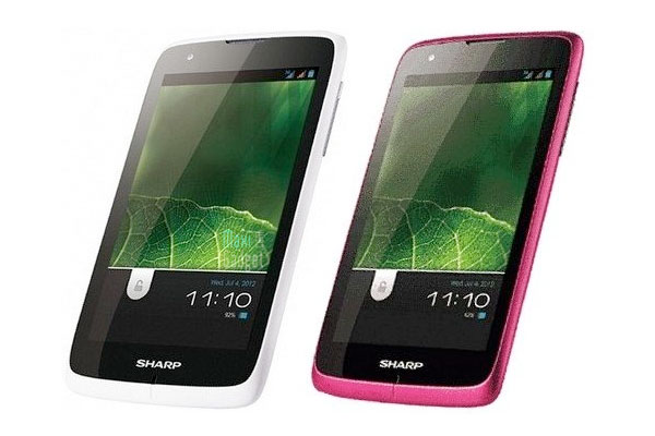 sharp sh530 phone tablet android ics dual sim Sharp SH530: Androphone ICS 2 SIM meilleur que Galaxy Note ?