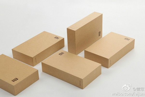 xiaomi m2 photo emballage ecolo Xiaomi M2: Son Emballage Ecolo Peut Supporter 180Kg (Photos)