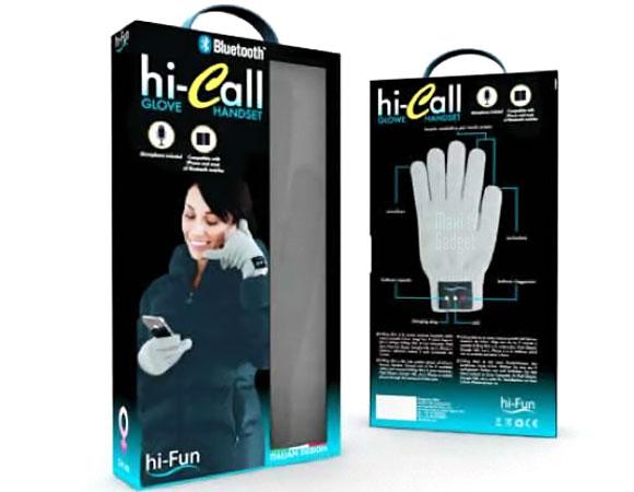 packaging high-call gloves gant bluetooth bientot en vente