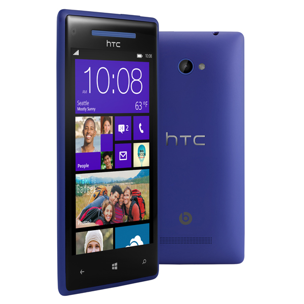 htc 8x windows phone 8 officiel HTC 8X et HTC 8S: Windows Phone 8 (Photos, Video, Fiche)