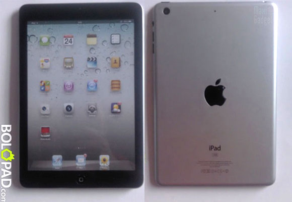 ipad mini photo live tablette apple pas cher iPad Mini: Photos LIVE Tablette Apple (Prix Date de Sortie)