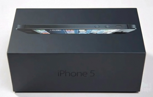 iphone5 unboxing iPhone 5: Vidéo Déballage et Comparatif iPhone 4S