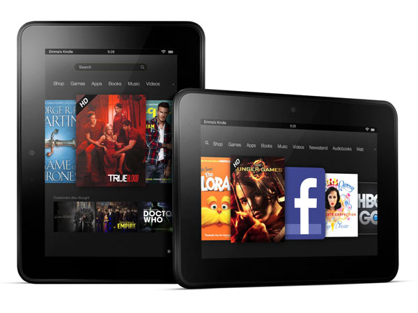 kindle fire hd 7 pouces officiel Amazon Kindle Fire HD 7 et 8,9 pouces: Photos, Videos, Fiche