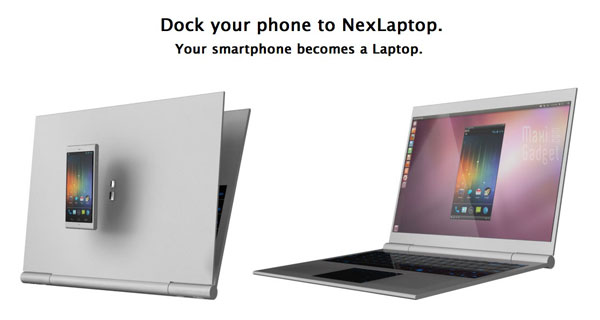 nexphone devient portable NexPhone est un Smartphone Tablette, PC, Portable (Video)