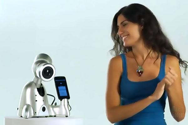 shimi robot dock iphone, le compagnon musical qui vous comprend