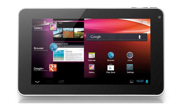 alcatel one touch T10 tablette android ICS pas cher et cmplete