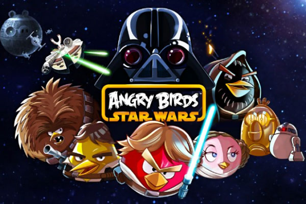 angry birds star wars demo video ios android Angry Birds Star Wars: Video Nouveau Jeu Rovio Android iOS