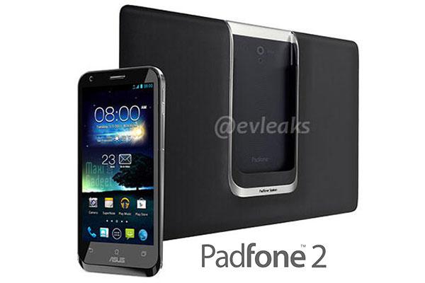 asus padfone 2 photos video fiche du nouveau smartphone hybride avec tablette
