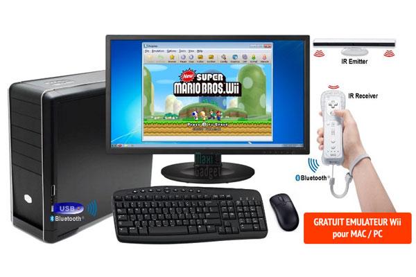 gratuit emulateur nintendo wii à télécharger sur PC et Mac